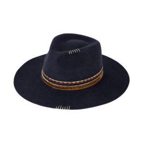 Pălărie unisex din păr de iepure- B28