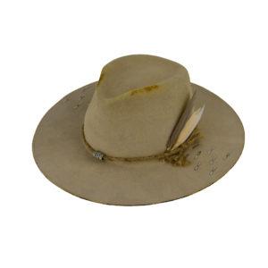Pălărie unisex din păr de iepure- B29