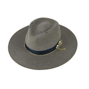 Pălărie unisex din păr de iepure- B27