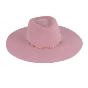 Pălărie de damă din păr de iepure- D61 editie limitată